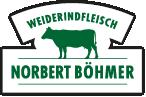 Weiderindfleisch Böhmer Logo